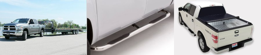 Truck Accessories Images