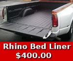 Rhino Linings Bed Liner